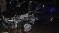 Ordu'da trafik kazası: 7 yaralı