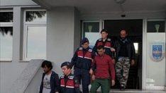 Ordu'da ülkeye kaçak giren 12 Afgan yakalandı