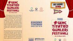 ORDU'DA TİYATRO FESTİVALİ BAŞLIYOR