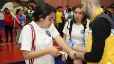 Türkiye Yıldızlar Bilek Güreşi Birinciliği sona erdi