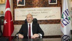Ünye Belediye Başkanı Tavlı, görevine başladı