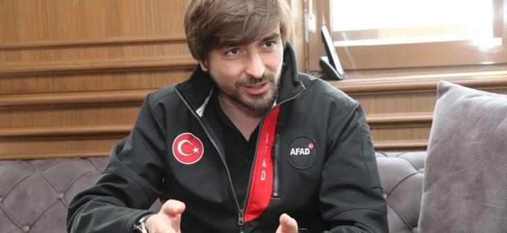 """""""AFAD'ın insani yardım faaliyetleri devam ediyor"""""""