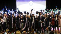 Sağlık Bilimleri Fakültesi Mezuniyet Töreni Gerçekleştirildi.