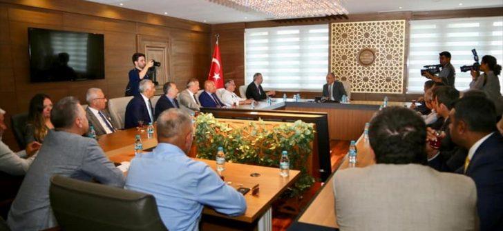"""""""Akdeniz-Karadeniz Yolu Ordu'yu canlandıracak"""""""