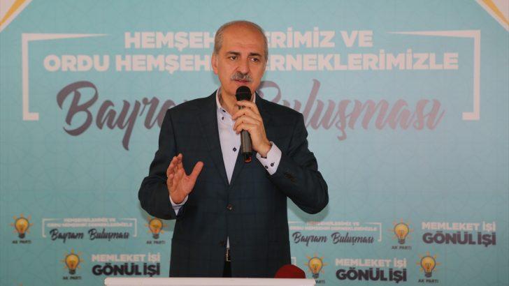 """""""HDP'den, PKK'dan destek aldığınızı adam gibi ortaya koyun"""""""