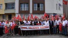 STK'lardan İmamoğlu'nun sözlerine karşı Vali Yavuz'a destek