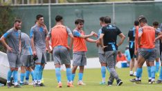 Trabzonspor, yeni sezon hazırlıklarını sürdürüyor