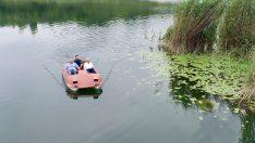 Gaga Gölü'nün turizm cazibesi artırılacak