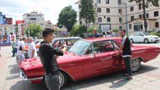 Ordu'da 3. Klasik Araba Festivali
