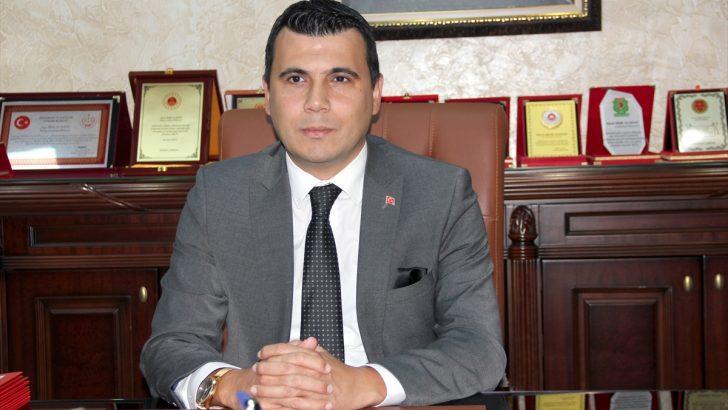 Cumhuriyet Başsavcısı Melih Aladağ göreve başladı