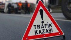 Ordu'da fındık işçilerini taşıyan minibüs devrildi: 15 yaralı