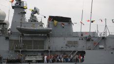 TCG Barbaros Gemisi ziyarete açıldı