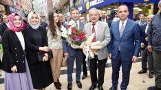 Başkan Güler, Fatsa ilçesini ziyaret etti