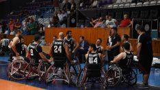 Basketbol: Tekerlekli Sandalye Süper Ligi