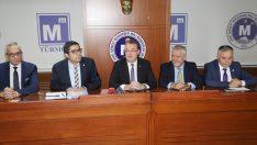 TÜRMOB Genel Saymanı Kartaloğlu genel başkanlığa aday