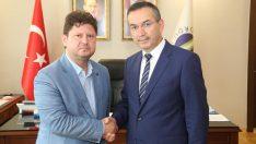 Ordu Üniversitesi Genel Sekreterliğine Dr. Öğr. Üyesi Mehmet Sami Güler Atandı