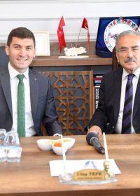 Başkan Güler,Gülyalı'da Turizmi Geliştirelim