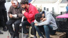 Konya'daki kazada ölen kişi toprağa verildi