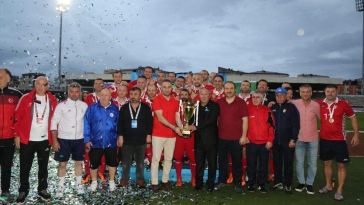 Uluslararası Masterler ve Veteranlar Futbol Turnuvası
