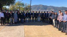 Gündoğdu Altınordu'da AK Parti Teşkilat Mensupları ile Buluştu
