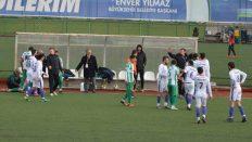 Ordu'da amatör maçta kavgaya karışan 9 futbolcuya ceza