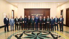 Başkan Tomakin; Ankara'dan Elimiz Dolu Dolu Döndük
