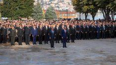 Büyük Önder Atatürk, Törenlerle Anıldı