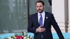 Hazine ve Maliye Bakanı Berat Albayrak Ordu'ya Geliyor