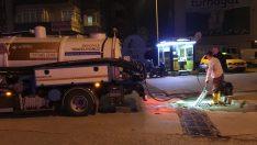 Altınordu Belediyesi Ekipleri Gece Gündüz Sahada