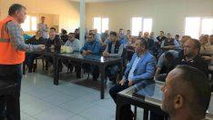 Altınordu Belediyesinde İş Sağlığı ve Güvenliği Öncelikli