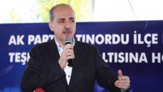 Ak Parti Genel Başkan Vekili Kurtulmuş Ordu'ya Geliyor