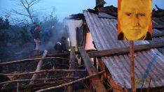 Ordu'da 95 yaşındaki kişi evinde çıkan yangında öldü