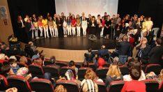 Ordu Büyükşehir Belediyesi Karadeniz Tiyatrosu Engellilere Oynadı
