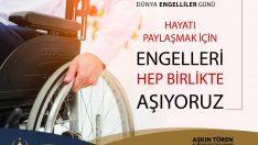 Başkan Tören, Altınordu Engelli Vatandaşlarımız İçin Daha Yaşanabilir Olacak