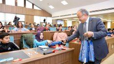Ordu Büyükşehirde Çocuk Meclisi Kuruldu