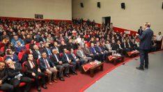 Fatsa'da, Organ Bağışla Hayat Kurtar konulu konferans düzenlendi