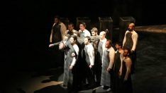 Diyarbakır Devlet Tiyatrosu, Amak-ı Hayal oyununu Ordu'da sahneleyecek
