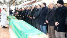 Ordu'da inşaat boşluğunda cesedi bulunan Çakıcıoğlu, toprağa verildi