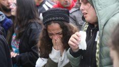 Kazada Ölen Hentbolculara, Okullarında duygusal veda