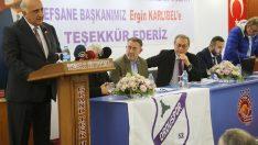 Şükrü Bodur, 52 Orduspor Futbol Kulübü Başkanı oldu