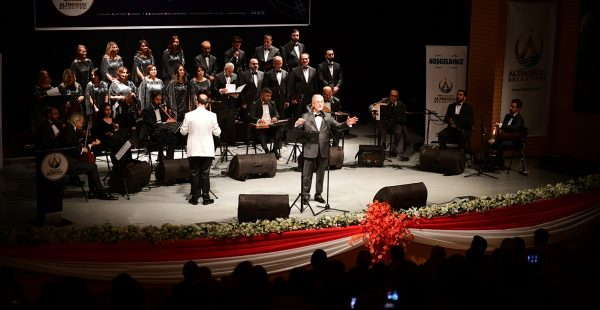 Ordu'da Türk sanat müziği konseri düzenlendi