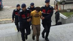 Ordu cezaevinden firar eden kişi Samsun'da yakalandı