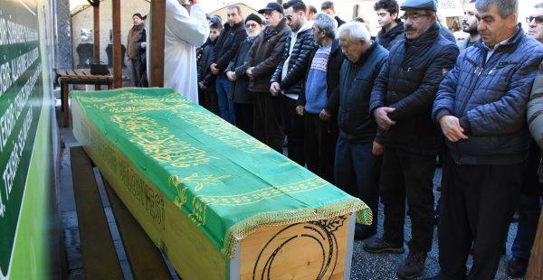 İstanbul'da yaşanan karışan cenaze Ordu'ya geldi