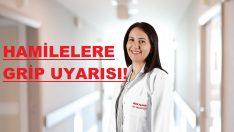 Doğum Uzmanı Op. Dr. Sezgin, Grip aşısı bebeği koru