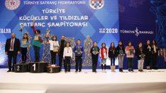 Ordu Büyükşehir Satrançta 2 Türkiye Şampiyonu Çıkardı.