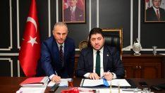 AltınorduBelediyesinde Sosyal Denge Tazminatı Sözleşmesi İmzalandı