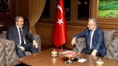 BBP Genel Başkanı Destici'den Ordu Büyükşehir'e ziyaret