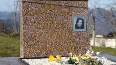 Ceren Özdemir'in mezar taşına paylaşımı yazıldı