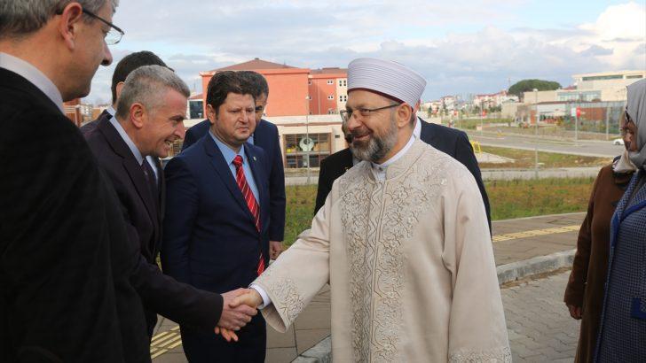 Başkan Erbaş, en az iki çocuk dedi