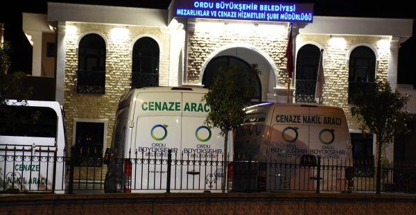 İstanbul'da cenazeler karıştı Ordu'ya farklı kişinin cenazesi geldi